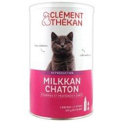 Clément Thékan Milkkan Lait Maternisé Chaton 400g