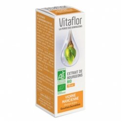 Vitaflor Extrait de Bourgeons Viorne Bio 15ml