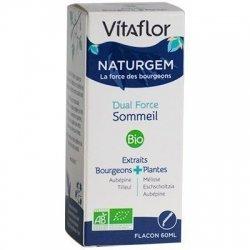 Vitaflor Naturgem Dual Force Sommeil Bio 60ml