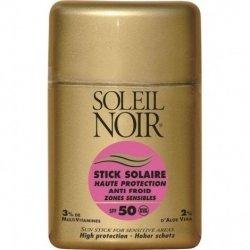 Soleil Noir Stick Lèvres Solaire SPF50 10g
