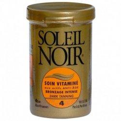 Soleil Noir Soin Vitaminé Bronzage Intense 4 20ml