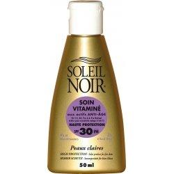 Soleil Noir Soin Vitaminé SPF30 50ml