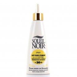 Soleil Noir Lait Fluide Vitaminé SPF20 Spray 150ml