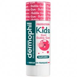 Dermophil Kids Stick Lèvres Bubble-Gum 4g