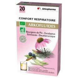 Arkofluide confort respiratoire amp 20x15ml