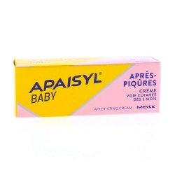 Baby Apaisyl Après-Piqûres Crème Dès 3 mois 30ml