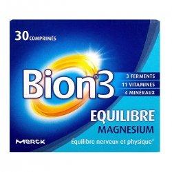 Bion 3 Equilibre Magnésium 30 comprimés