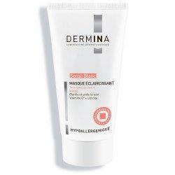 Dermina Sensi-Blanc Masque Eclaircissant 50ml