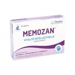Mémozan Vitalité Intellectuelle 60 capsules