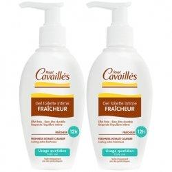 Rogé Cavaillès Duo Pack Soin Toilette Intime Fraicheur 2 x 200ml
