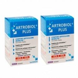 Artrobiol Plus Pack Confort Articulaire Mobilité 2 x 120 gélules