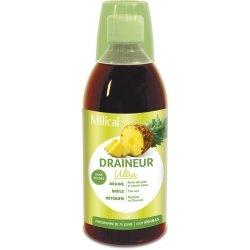 Milical Draineur Ultra Goût Ananas 500ml