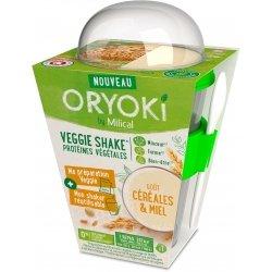 Oryoki By Milical Veggie Shake Goût Céréales & Miel
