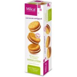 Milical 12 Biscuits Fourrés Saveur Citron
