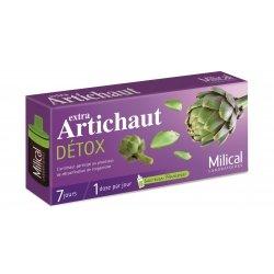 Milical Extra Artichaud Détox Saveur Pomme 7 Jours
