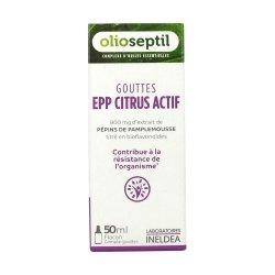 Olioseptil EPP Citrus Actif 50ml
