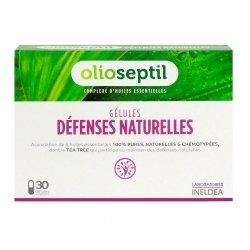 Olioseptil Gélules Défenses Naturelles 30 gélules
