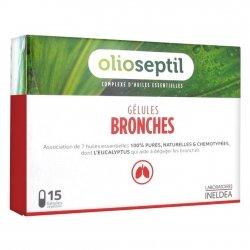 Olioseptil Gélules Bronches 15 gélules