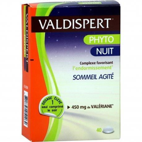 Valdispert Phyto Nuit 40 comprimés