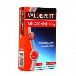 Valdispert Mélatonine 1.9mg 40 comprimés