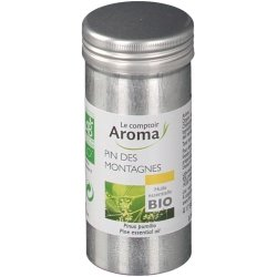 Le Comptoir Aroma Huile Essentielle de Pin des Montagnes 5ml