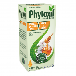 Phytoxil Sirop Toux et Gorge 100ml