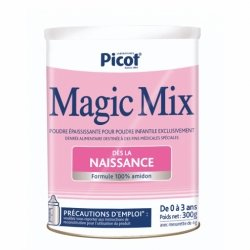 Picot Magic Mix Naissance 0-3ans 300g