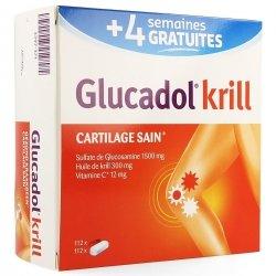 Glucadol Krill 112 comprimés + 112 capsules