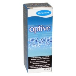 Optive Solution Confort Double Action 10ml