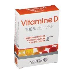 Nutrisanté Vitamine D 80mg 90 comprimés