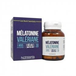 Nutrisanté Les Nutri\'sentiels Mélatonine Valériane 30 gélules