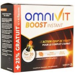 Omnivit Boost Instant 20x15ml