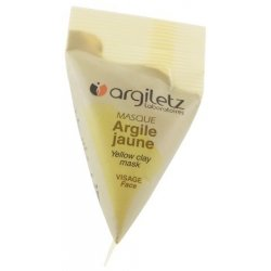 Argiletz Masque Argile Jaune Berlingot 15ml