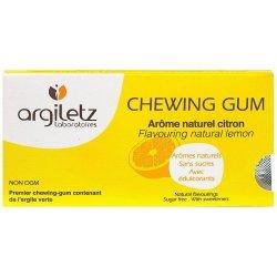 Argiletz Chewing Gum Argil\'Gum Citron