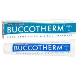 Buccotherm Dentifrice Prévention Caries 75ml
