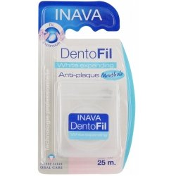 Inava Dentofil White Expanding Fil Dentaire 25m