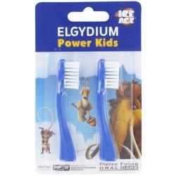 Elgydium Recharge Brosse à Dents Electrique Power Kids l\'Age de Glace