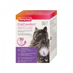 Beaphar CatComfort Diffuseur et Recharge pour Chats & Chatons