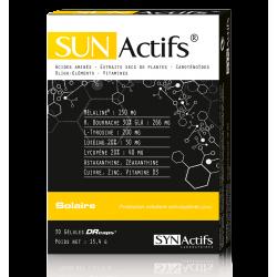 Synactifs Sunactifs Solaire 30 gélules