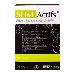 Synactifs Slimactifs Minceur 30 gélules