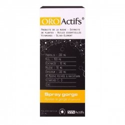 Synactifs Oroactifs Spray Gorge 15ml