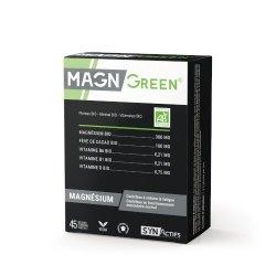 Synactifs Magngreen Magnésium 45 gélules