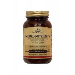 Solgar Neuro Nutrients 60 gélules végétales