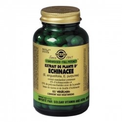 Solgar SFP Echinacée 60 gélules végétales