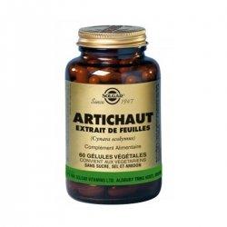 Solgar Artichaut 60 gélules végétales