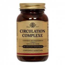 Solgar Circulation Complexe 60 gélules végétales