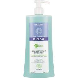 Jonzac Pure Gel Nettoyant Purifiant Bio 400ml