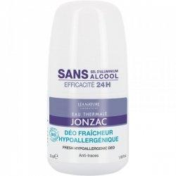 Jonzac Déo Fraîcheur Hypoallergénique Bio 50ml