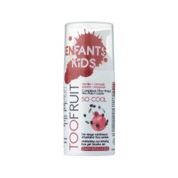 Toofruit So Cool Gel Visage Rafraîchissant Myrtille Grenade 30ml