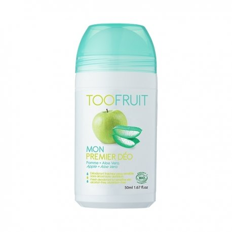 Toofruit Mon Premier Déo Pomme Aloe Vera Roll-On 50ml
